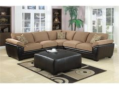 Emerald Home Furnishings Living Room Sectional G55765 - Kittleu0027s Furniture - Indiana and Ohio : brighton park sectional - Sectionals, Sofas & Couches