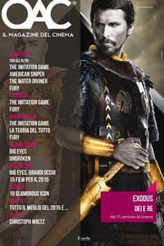Magazine di Gennaio 2015 di Oggi al Cinema: http://www.oggialcinema.net/oac-magazine/ Sfoglialo direttamente online o sull'APP Store!