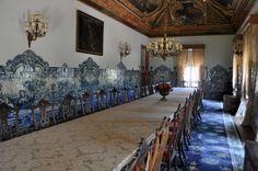 Um jardim para cuidar: Palácio do Correio Mor em Loures e Quinta do Arneiro na Azueira, dois locais a conhecer !