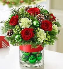Image result for 1-800-flowers christmas centerpiece