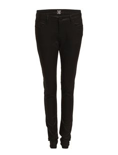 DAY - Day Snipe New Stylishly slim fit jeans from Day Birger et Mikkelsen feature a chic style that offers you an up to date look and feel. Belt loops Button and zip-fly closure 5 pocket style Trousers, Pants, New Day, Black Jeans, Slim, Fitness, Closure, Belt, Pocket