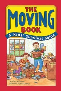 The Moving Book: A Kids' Survival Guide, by Gabriel Davis This practical handbook is divided into three sections:  before the move, during the move, and after the relocation.  It contains useful tools for children to stay in touch with their friends, such as an address book and change-of-address postcards. www.movinghelpcenter.com