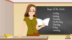 Funny Classroom Joke - Days in the Week