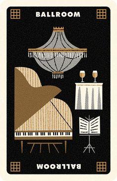 Clue Ballroom, Andrew Kolb