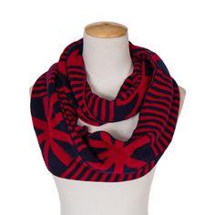 Aliexpress.com: Comprar Bufandas 2015 Union Jack de punto bufandas de bucle infinito para Mujer invierno espesar pañuelo para el cuello del anillo del círculo bufanda Fulares Mujer 2595 de pañuelo de encaje de punto fiable proveedores en Well Done Fashion LLC.