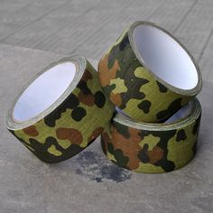 camouflage painting tape Woodland