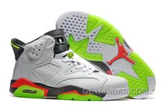 """best service 4c242 c3b4f Now Buy 2017 Mens Air Jordan 6 """"Bright Mango"""" For Sale Super Deals Save Up  From Outlet Store at Pumafenty."""