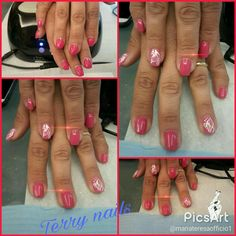 freetoedit Terry nails#refil #gel#baby #rose #color#nailart #emotions #love #