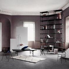 Menu Stick System - 3x4 - Bookcases & Shelves - Workspace