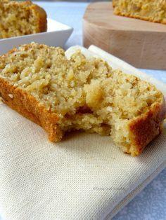 Cake Végétalien noix de coco et ananas - Tasting Good Naturally, Recettes végétalien...Sans produits laitiers. Déménagement de mon blog : un cake végétalien