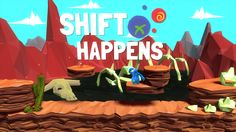 "Shift Happens says ""Hats Up!"" MORE➡https://jadorendr.de  @klonkgames #shifthappensgame @shifthappensgame"