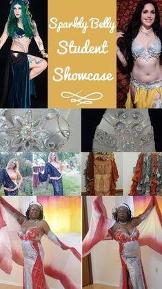 Tribal Belly Dance, Belly Dance Costumes, Dance Pictures, Costume Design, Dancer, Sequin Skirt, Sequins, Student, Oriental