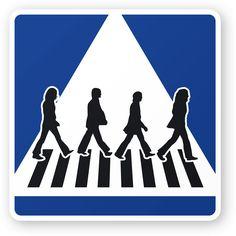 Source : http://steve-lovelace.com/wordpress/wp-content/uploads/2012/06/abbey-road-crossing-sign.png