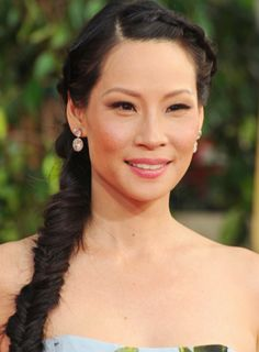 fishtail braids are a fresh style for a formal event