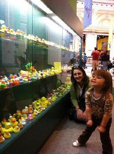 As the New Year kicks into high gear, we want to help new followers & longtime PTMers rediscover some of the Museum's Magic. Did you know that PTM is a collecting institution w/ over 25,000 objects? #museumof1sts #exhibits #learningthroughplay #RubberDuckieDay