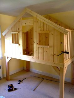 diy Bed instructions   ... this great project. You can get the step-by-step instructions here