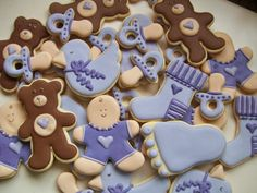 Dulces y Colores: Baby Shower