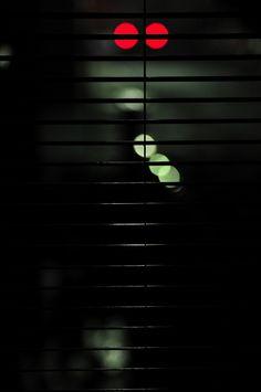 """""""light through blinds"""""""