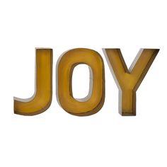 Joy Metal Wall Décor | Joss & Main