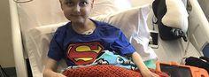Niño con cáncer movilizó a miles de personas para adelantar su Navidad - Cooperativa.cl