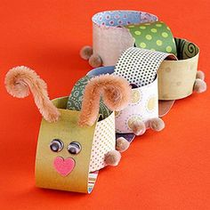 Countdown Catapillar Easy Paper Crafts Your Kids Will Love by karley.gillis