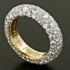 taffinjewelry Diamond band.                              …