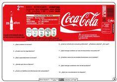 High School Spanish, Spanish 1, Coke, Advertising, Teaching, Math, Blog, Spanish Class, Mental Calculation