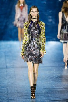 Mary Katrantzou Printemps/Eté 2016, Womenswear - Défilés (#22803)