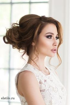 21 stunning wedding hairstyles el stile 17r