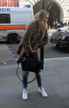 Gigi's style is everything