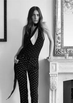 """Home Alone"" by Pierre Toussaint for Harper's Bazaar Australia June 2015 - Givenchy"
