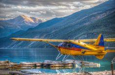 Liard Air De Havilland Canada DHC-2 Beaver Mk1 (C-GUDK) at Muncho Lake - Mile 462 Water Aerodrome (CBF8) British Columbia