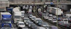 Paris prohibe la circulacion de camiones contaminante / Cadena de Suministro