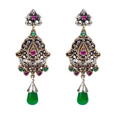 Theia Silver Earring  Turkish Wholesale Silver Jewelry