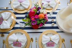 Glam and Girly Kate Spade Inspired Bridal Shower