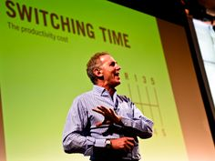 Tony Schwartz: The Myths of the Overworked Creative