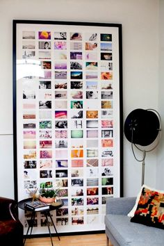 Gallery wall + photos