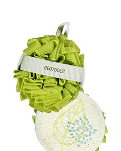 EcoTools EcoPouf® Dual Cleansing Pad:3.99 It's one of our favorite 2-in-1 products! The natural loofah side gently exfoliates to reveal fresh, radiant skin, while the soft netting side creates a cleansing lather from head-to-toe.
