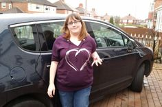 DWP to take car off disabled working mum      Jenni Dodd has been disabled since suffering a stroke at the age of just two years.
