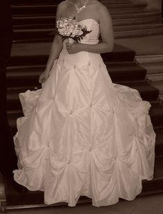 Robe de mariée chic et élégante, taille 36~38