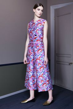 Osman Resort 2015 Collection on Style.com: Runway Review