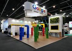 Image result for google fair info stand