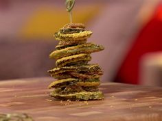 Angry sauce for dipping fried veggies or would be good on a burger : Jeff Mauro : Food Network - FoodNetwork.com