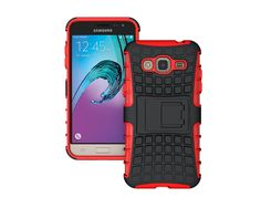 For 2016 Samsung Galaxy J3 Case J300 J320 J32F Heavy Duty Armor Shockproof Rubber Silicone Phone Case Cover For Samsung J3 (<