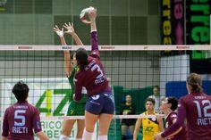 Volley B1/F, Zambelli Orvieto spietata contro Rieti
