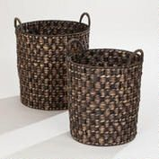 Caitlin Tote Basket Collection..love baskets