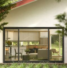 East Hampton House - Contemporary - Living Room - New York - Eisner Design LLC