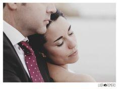 Fotografías de boda que evocan sentimientos, por Lucía Romero fotografía [Fotos]