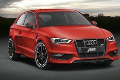 Audi AS3. Este modelo tendrá un kit de cuatro motores. (Foto: Autocosmos)