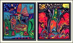 Day Dreams – Drawing No4, No5 and Poem by Albert Camus - #drawing  #sketchbook